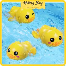 Đồ chơi VỊT Vặn Cót Bơi Lội Cho Bé, Chạy dây cót tinh nghịch