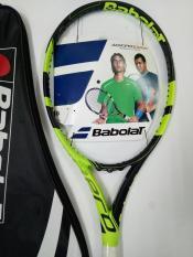Vợt tennis Babolat 280g tặng căng cước quấn cán và bao vợt – ảnh thật sản phẩm