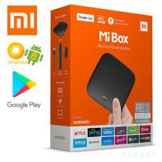 [Bản Quốc tế] Android Tivi Box Xiaomi Mibox 4K (MDZ-16-AB)