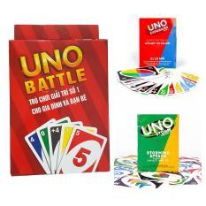 Combo bài Uno cơ bản và 02 bản mở rộng mới nhất – BGVN