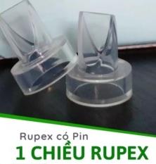 1 Van chân không Rupex – Phụ kiện thay thế cho máy hút sữa điện