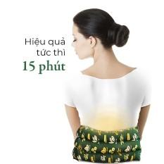 Túi Chườm Thảo Dược ATZ Healthy Life – Túi chườm lưng giúp giảm đau lưng, cột sống
