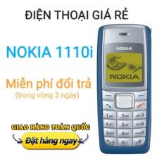 Điện thoại Nokia 1110i cho 1 SIM giá rẻ, hàng công ty bao pin + sạc