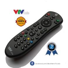 Remote Điều khiển đầu VTVcab dùng cho đầu thu HD của VTVcab