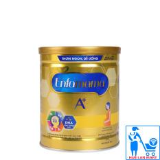 Sữa Bột Mead Jonhson Enfamama Hương Vani Hộp 400g (Cho phụ nữ mang thai và cho con bú)