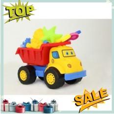 Đồ chơi xe ben chở đồ chơi đi biển nhựa đẹp an toàn chất liệu và thiết kế an toàn cho người sử dụng cam kết hàng đúng mô tả chất lượng đảm bảo