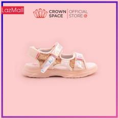 Sandal Bé Gái Chính Hãng Crown Space UK Sandals Xăng Đan Cho Bé Gái Từ 2 đến 14 Tuổi Size 26-35 Chất Liệu Cao Cấp Nhẹ Êm Thoáng Mát An Toàn CRUK545
