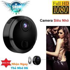 Camera siêu nhỏ thế hệ mới Full HD – Camera Mini Q15 Full HD 1080P