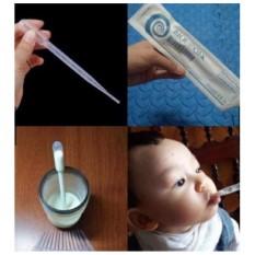 Ống Hút Sữa Cho Trẻ Lười Ti Bình Ống Bón Thuốc