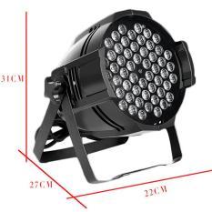 Đèn led sân khấu vũ trường Flat Par Light 54 Led Full màu 3W cảm biến âm thanh