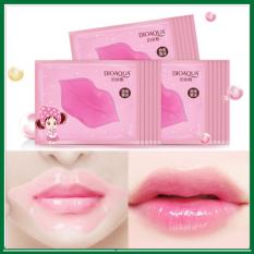 COMBO 5 Mặt nạ dưỡng môi collagen BIOAQUA 🔥𝑭𝑹𝑬𝑬𝑺𝑯𝑰𝑷🔥 giảm thâm, làm mềm, dưỡng ẩm môi , Mặt nạ môi Dưỡng môi thâm . [ BODY CARE SHOP ]