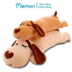 Chó Bông Mũi Tim Mềm 70cm Cao Cấp Memon