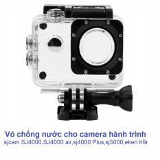 Vỏ chống nước cho camera hành trình SJCAM SJ4000, SJ5000