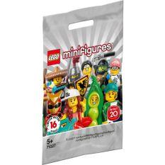 Nhân Vật LEGO số 20 LEGO MINIFIGURES 71027 (Giao Hàng Ngẫu Nhiên)
