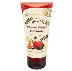 Gel Tắm Làm Sạch Tế Bào Chết Yves Rocher Red Apple Exfoliating Shower Gel 200ml