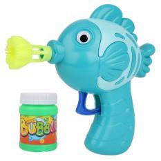 Siêu phẩm đồ chơi trẻ em thổi bong bóng xà phòng hình cá siêu dễ thương cho bé từ 1 tuổi trở lên