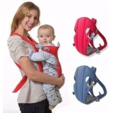 Địu em bé 4 tư thế Baby Carrier thoáng mát; phù hợp với mọi thời tiết