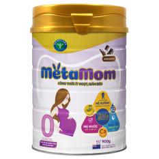 Sữa bột Nutricare MetaMom ít ngọt giảm béo cho bà mẹ mang thai & cho con bú – Hương Socola (900g)