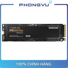 ổ cứng SSD Samsung 970 EVO PLUS 500GB NVMe M.2 (MZ-V7S500BW) – Bảo hành 60 tháng