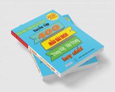 Tuyển tập 400 mẫu bài dịch Trung – Việt, Việt – Trung hay nhất (Song ngữ Trung – Việt – có phiên âm, có Audio nghe) + DVD quà tặng