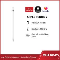 Phụ Kiện iPad Bút cảm ứng Apple Pencil 2, Hàng Chính Hãng – Shopdunk
