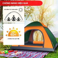 Lều cắm trại ngoài trời cho 2-3 người, lều dã ngoại tự bung,lều phượt du lịchKích thước: Dài 200cm* Rộng 145cm* Cao 115cm . Lều gồm 1 cửa chính. Phù hợp cho 2-3 người dùng
