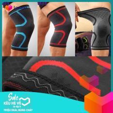 Combo 2 đai gối thể thao Aolikes – băng bảo vệ khớp gối tập gym cao cấp