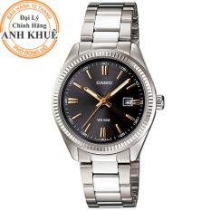 Đồng hồ nữ dây kim loại Casio Anh Khuê LTP-1302D-1A2VDF