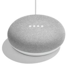 Loa thông minh Google Home Mini tích hợp trợ lý ảo Google Assistant