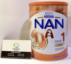 Sữa NAN A2 số 1 – 800gr ( Cho bé 0- 6 tháng tuổi )