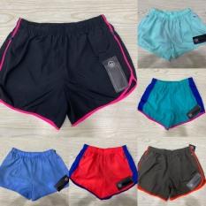 Quần đùi short nữ thể thao 2 lớp vải dù vnxk