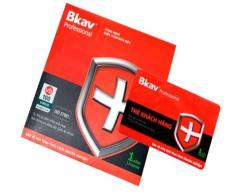 Phần mềm diệt virus BKAV PRO 1 năm