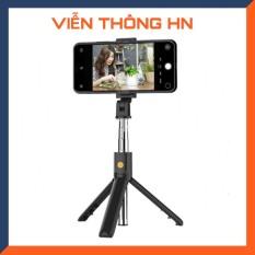 Gậy chụp hình tự sướng kiêm giá đỡ điện thoại Tripod K07 , kèm tay điểu khiển remote bluetooth 3.0