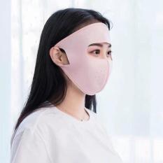 Set 2 Khẩu trang Ninja chống nắng chống tia UV