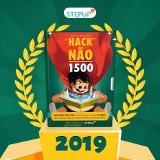 [ BÊN TRONG SÁCH CÓ MÀU ] – Hack Não 1500 Từ Tiếng Anh 2019 – KÈM LINK AUDIO