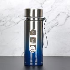 Bình nước giữ nhiệt dung tích 1000ml,thiết kế 3 màu, giữ lạnh lên đến 14h,bình giữ lạnh 2 lớp inox304