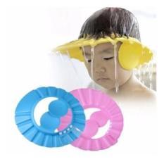 Mũ tắm cho trẻ em Cát Thái, Mũ Tắm Dễ Thương, Hoạt Hình Thú Cưng, vật liệu EVA, mềm mại và thoải mái, có thể điều chỉnh kích thước, bảo vệ mắt và tai của bé