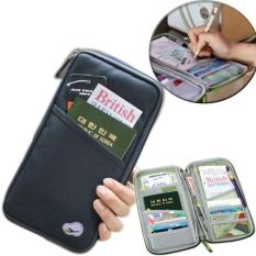 Ví Đựng Hộ Chiếu Passport Bảo Quản Thẻ Chống Thấm