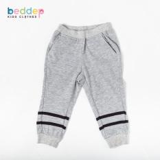 Quần jogger Beddep Kids Clothes chất nỉ cho bé trai từ 1 đến 8 tuổi B11