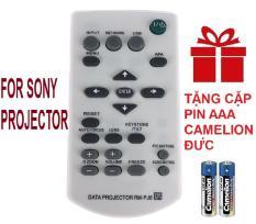 Remote điều khiển máy chiếu SONY mẫu 1 (Hàng hãng – tặng pin)