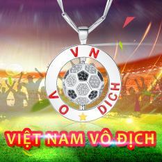 Dây chuyền Bóng đá Việt Nam vô địch Vòng cổ cao cấp DC001