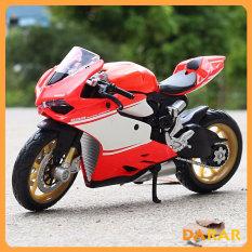 MÔ HÌNH XE MOTO Siêu xe Ducati 1199 Superleggra – MAISTO tỷ lệ 1:18