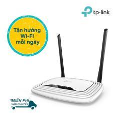 TP-Link bộ phát Wifi Chuẩn N 300Mbps cho tốc độ Download cực nhanh TL-WR841N -Hãng phân phối chính thức