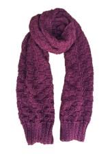 Khăn len visco , khăn len đan tay thủ công , khăn len mềm và ấm phù hợp với vùng khí hậu lanh – kh239