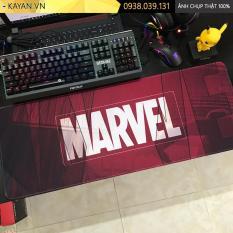 [80x30x0.3 – Nhiều mẫu] Lót chuột, bàn di chuột Biệt đội siêu anh hùng Avengers