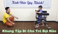 Khung Tập Đi Cho Trẻ Bại Não – Dụng Tập Đi Cho Trẻ