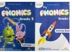 Trọn bộ i-Learn My Phonics Grade 2