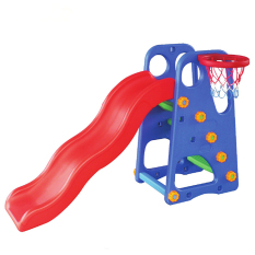 Cầu trượt bóng rỗ cho bé BABY PLAZA YGC-3502