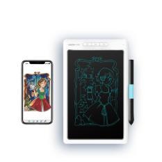 Bảng viết vẽ ghi chú điện tử thông minh tích hợp bút cảm ứng độ nhạy, pin và Bluetooth truyền dữ liệu qua Android, iPhone, iPad Promax Vson WP10s – Trắng