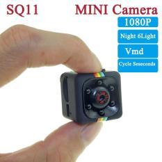 Siêu nhỏ Camera giám sát SQ11 Full HD 720 P Mini DV ĐẦU GHI HÌNH Camera Dash Cam có HỒNG NGOẠI Quan Sát Ban Đêm 1000000954